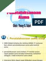 Penatalaksanaan Asma