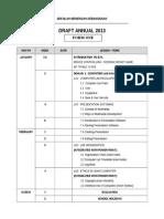 FORM 1 annual teaching plan