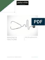 Branding in Healthcare