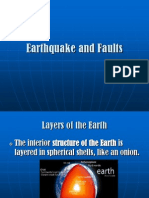 Earthquake and Faults