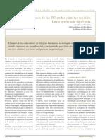 El uso de las TIC en las ciencias sociales. Una experiencia en el aula..pdf