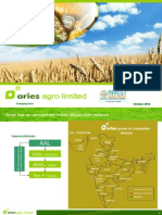 Aries Agro_2014 Invest MP Presentation