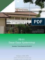 01Dasar-Dasar Epidemiology (PB-01).ppt