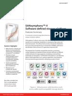 SANsymphony-V Datasheet 2 Page