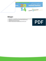 Regio Holland Rijnland Bijlage bedrijventerreinen 2014