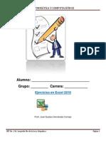 Ejercicios de Excel.docx