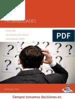 PROBABILIDADES Y DISTRIBUCIÓN DE POSIBILIDADES.pptx