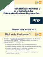 Módulo 3 Evaluación Sistema M&E Bolivia.pptx