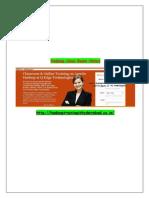 Hadoop Classroom Notes