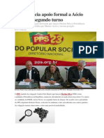 PPS anuncia apoio formal a Aécio Neves no segundo turno.docx