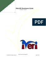 IVeri WebAPI Developers Guide (1)