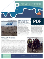 TDP Newsletter Autumn 2014