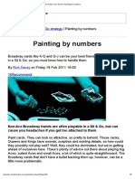 PKR _ Raise Your Game _ Painting by Numbers