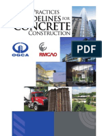Guide Concrete Construction