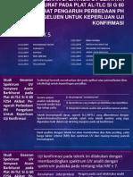 Studi Geseran Spektrum UV Senyawa Asam Barbiturat (Kelompok 5 AnFar)