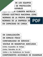 PROTECCIÓN  DE  LOS  EQUIPOS.ppt