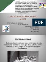 DERECHO INTERNACIONAL ALEMAN.pptx
