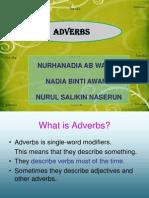 Presentation Adverbs