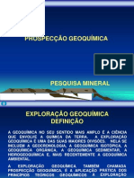 AULA 2 - GEOQUIMICA APLICADA A EXPLORACAO MINERAL.pptx
