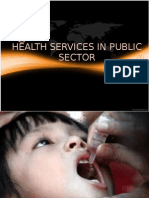 Public Health Services in Public Sector - Maharashtra