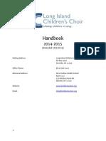 program handbook oct52014