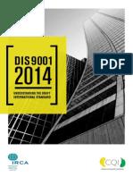 Understanding DIS 9001-2014 - 72D CQI_DIS_9001_main_report