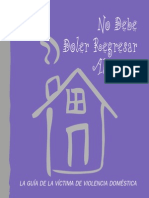 Domestic Violence Handbook Spanish