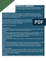 AS UMBANDAS DENTRO DA UMBANDA.docx