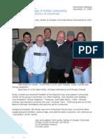 GLBT Cincy Center Elects Board 2010 - Rusty Lockett Prez