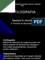 CINTILOGRAFIA-Apresentação