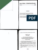 BC - Vol 14-2006 - Proiectarea, Executia Si Exploatarea Invelitorilor Acoperisurilor in Panta La Cladiri