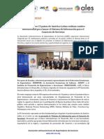FEDEXPOR Boletín de Prensa IV Convención ALES - Buenos Aires-.pdf