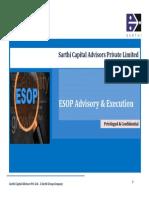 ESOP Advisory & Execution