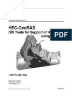 Manual del usuario de HEC-GeoRAS 4.3