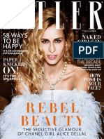 Tatler - November 2014 UK