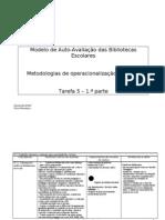 TMódulo 5 - Actividade 1 - Tabela D2