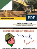 Costos de Posesión y Operación (Equipo Pesado y Maquinaria).pptx