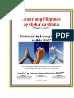 Philippines is True Ophir