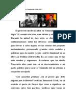 La gobernabilidad en Venezuela 1958.doc