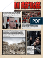 Syrian Comic