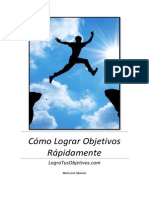 Cómo lograr objetivos rápidamente - María José Cifuentes.pdf