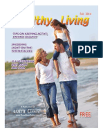 Health Living, Fall 2014