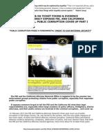 FBI Corruption San Diego - Gti News