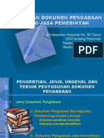 4, Penyusunan Dokumen Pengadaan