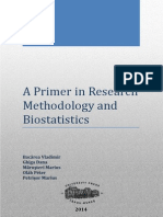 A Primer in Research Methodology and Biostatistics