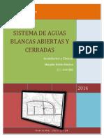 TRABAJO ACUEDUCTOS SISTEMA DE AGUAS ABIERTAS Y CERRADAS.docx