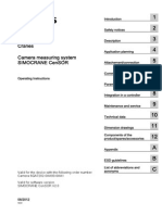 Operating Instructions SIMOCRANE