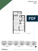 41 West Floor Plans Mike Stewart Vancouver Presales