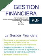 LA   GESTION FINANCIERA.ppt