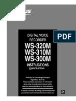 Digital voice recorder Instructions